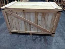 Vende-se Baú madeira