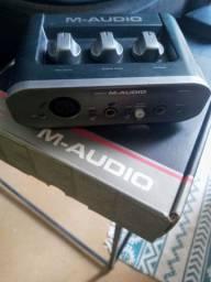 MAUDIO Fast Track 2 USB - 24Bit Interface Audio