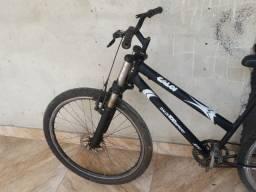 Vendo Bicicleta Bike Caloi 100 Sport - Amortecedor Dois Andares