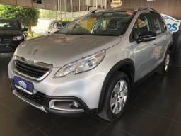 Peugeot 2008 1.6 16V Style 4P Auromat 18-19 Prata