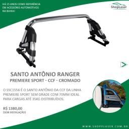 Santo Antônio Ranger 2016/2021 -Premiere Sport - Cromado
