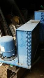Vendo motores para refrigeração