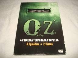 Dvd box oz 1 temporada completa dvd nacional