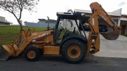 Retroescavadeira 580M 4x2 2009