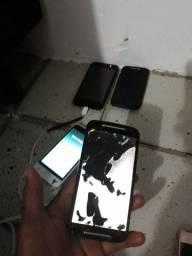Kit 4 celulares  pra concerto
