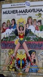 Mulher Maravilha - George Perez - história completa