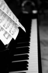 Curso de piano Básico/Intermediário