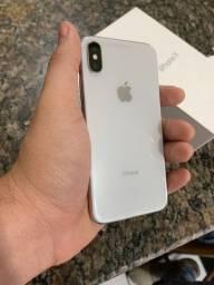 IPhone X - 64G - Branco