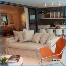 Imperdível Apartamento Mansão Bahiano de Tênis com 4 suítes