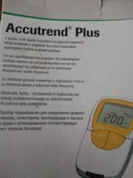 Accutrend Plus Roche Aparelho Monitor<br><br>