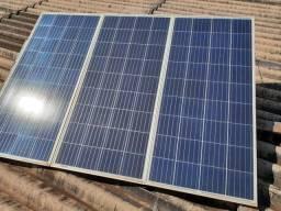 Placa solar de 150w  150cm x 68cm