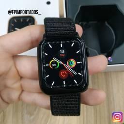 Smartwatch Iwo W26 Tela Infinita 44mm Preto