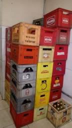 Vendo caixas de cerveja ......