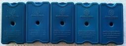 Gelo reutilizável 500ml - Kit com 5 unidades