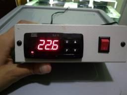 Termostato Aquário Aquece Resfria Coel Cx Branca - Tipo Tlz11