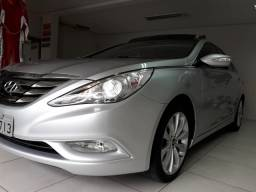Sonata 2.4 16V (2011) Prata - Ágio