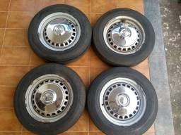 Jogo de rodas aro 15 fusca/Variant/TL