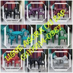 Mesas e Cadeiras - Promoção a partir 29,00 - veja a anúncio