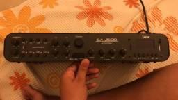 Amplificador Semi Novo Sa 2500 perfeito estado