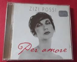 Cd Zizi Possi Per Amore Original.