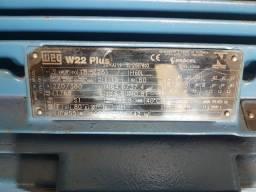 Motor 25 CV 1765 RPM WEG - 220/380v