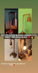 Luminacre luminárias