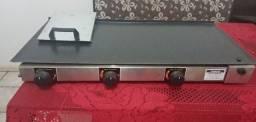 Chapa bifeteira com prensa nova nunca usada