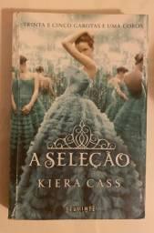 Livro A Seleção (Kiera Cass)
