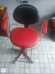 Cadeira de salão ou barbearia