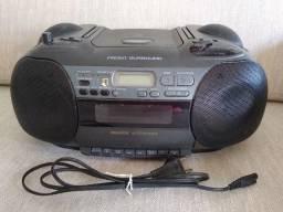 Compact Disc Stereo Radio Cassete Recorder AIWA