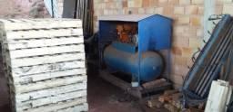 Compressor marca Ingersoll rand 30 pés