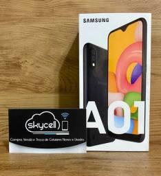 Samsung A01 32gb novo/lacrado