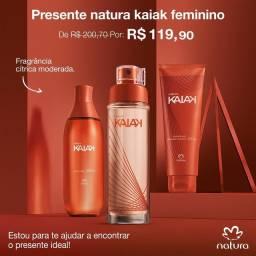 Presente Kaiak Feminino Natura