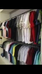 Passo loja de roupa masculina