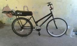 Vendo bike  por 300 ou troco por motorizada  e volto  até 500 reias