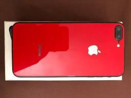 IPhone 8 Plus 64GB Preto c/ RED