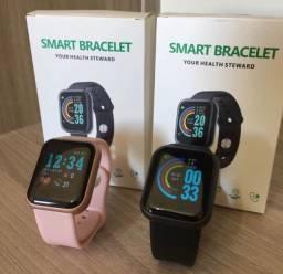 Smartwatch super oferta aceito cartão