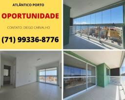 Lindo Apartamento quarto e sala Atlântico Porto - 1 vaga