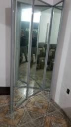 Biombo de espelhos