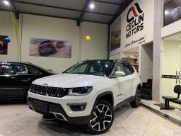 Jeep Compass Limited 4x4 Diesel 2021 Zero