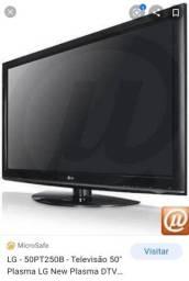 "TV LG 50 "" PLASMA"