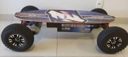 Skate Elétrico Drop Board Modelo SK8 Tronik Twiin Tech de 1600w