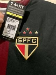 Camisa Infantil São Paulo Oficial