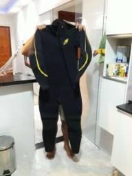 Wetsuit - Roupa de Mergulho Profissional Masculina 5mm Mormaii