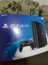 PS4 Pro e TV Sony 46 LED