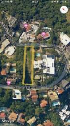 Título do anúncio: Grande terreno 1750m² no Joa, otima vista zona sul