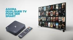 Transforme Sua tv em smart com vários aplicativos e programações