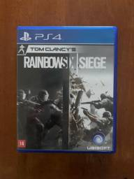 Jogo PS4 Rainbows siege