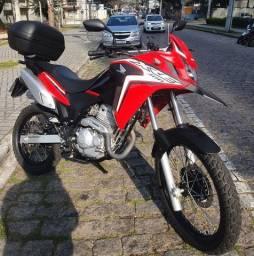 XRE 300 Rally Centro Curitiba