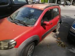 Troco/Por Carro ou Moto, Financio, Uno Way 2012/12 04 Portas Completa